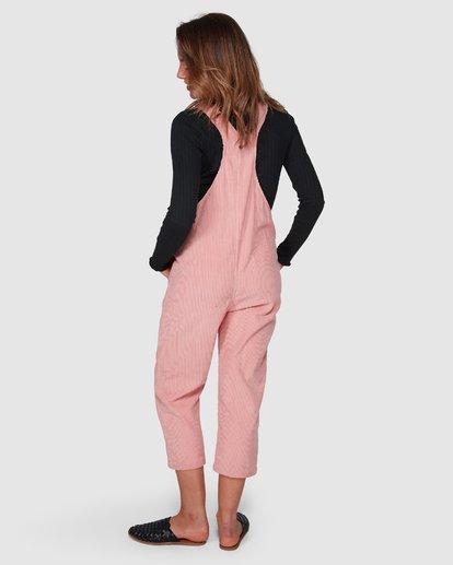3 Tell Me Jumpsuit Pink 6508502 Billabong
