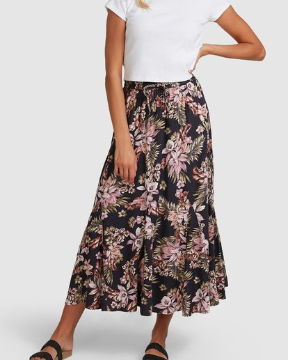 6 Easy Love Skirt Black 6508521 Billabong