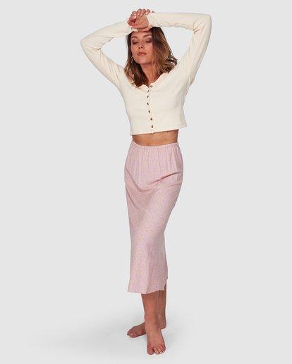 7 Lavender Sky Skirt Purple 6508522 Billabong