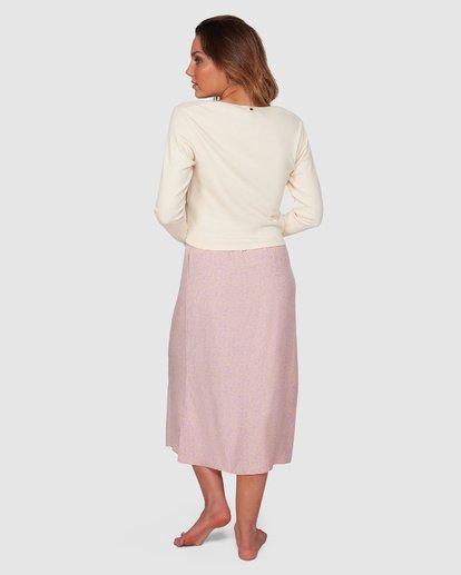 2 Lavender Sky Skirt Purple 6508522 Billabong