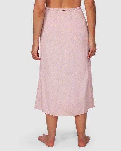 4 Lavender Sky Skirt Purple 6508522 Billabong