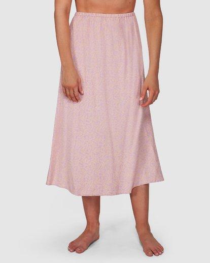 3 Lavender Sky Skirt Purple 6508522 Billabong