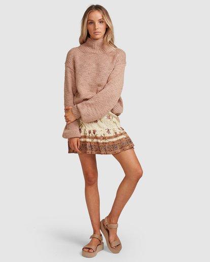 8 Drift Away Skirt Beige 6508523 Billabong