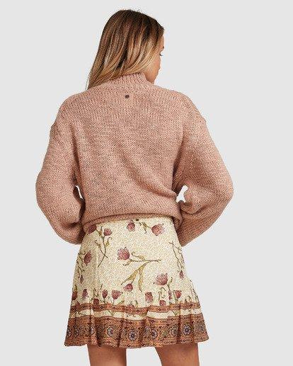 3 Drift Away Skirt Beige 6508523 Billabong