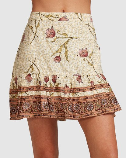 5 Drift Away Skirt Beige 6508523 Billabong