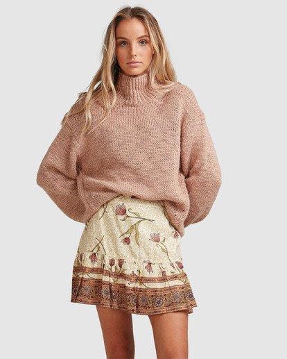 1 Drift Away Skirt Beige 6508523 Billabong