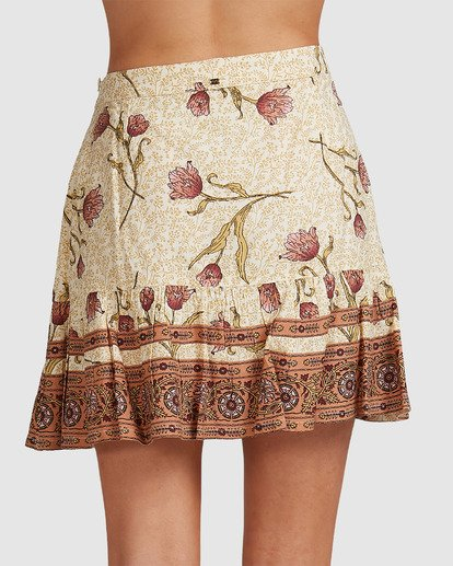 4 Drift Away Skirt Beige 6508523 Billabong