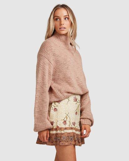 2 Drift Away Skirt Beige 6508523 Billabong