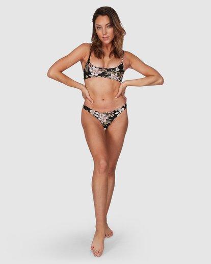 10 Easy Love Tropic Bikini Bottoms Black 6508555 Billabong