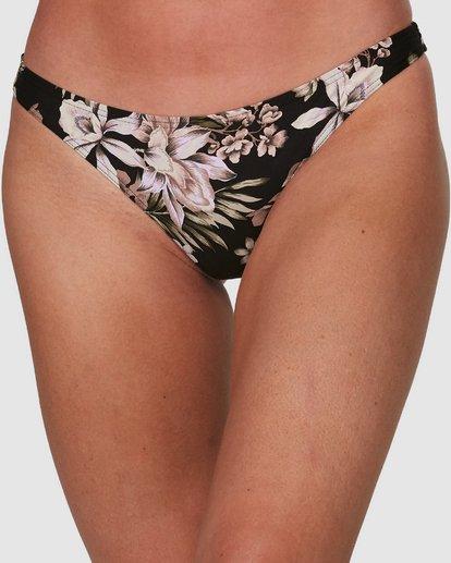 4 Easy Love Tropic Bikini Bottoms Black 6508555 Billabong