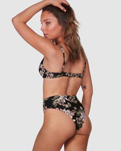 6 Easy Love Hi Maui Bikini Bottoms Black 6508556 Billabong