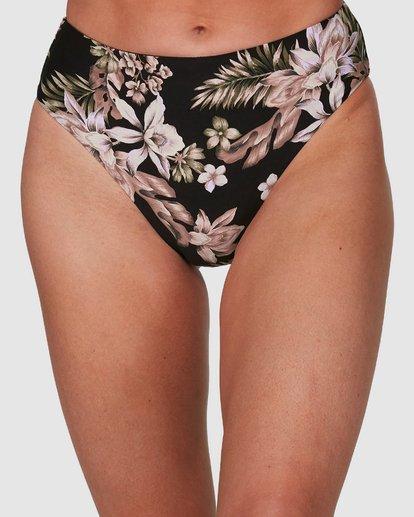3 Easy Love Hi Maui Bikini Bottoms Black 6508556 Billabong
