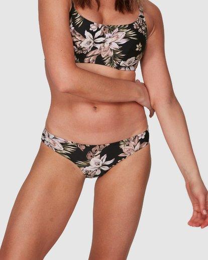 7 Easy Love Lowrider Bikini Bottoms Black 6508557 Billabong