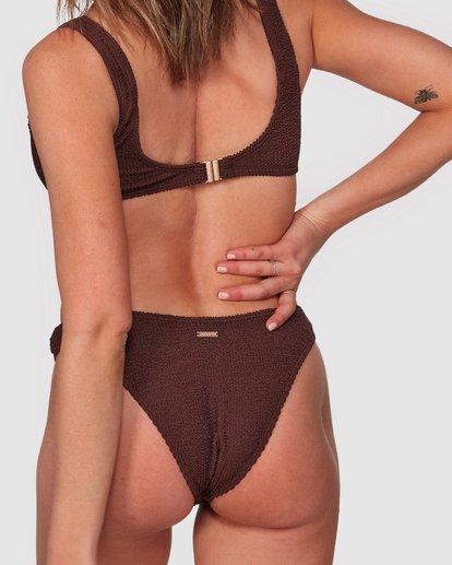 5 Summer High Hike Bikini Bottoms Brown 6508571 Billabong