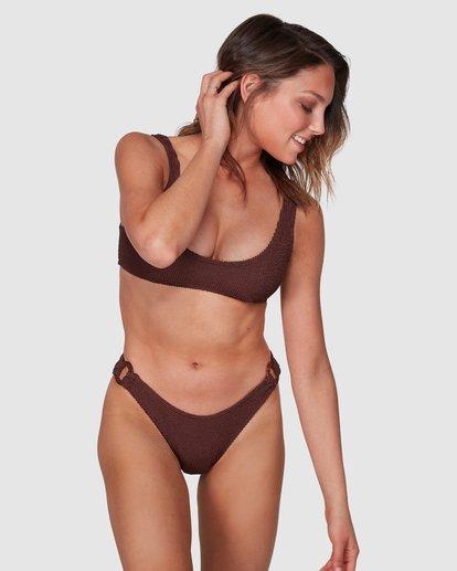 1 Summer High Hike Bikini Bottoms Brown 6508571 Billabong