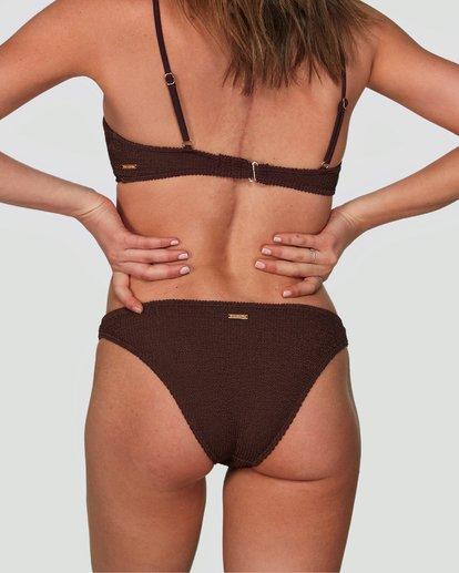 5 Summer High Tropic Bikini Bottoms Brown 6508572 Billabong