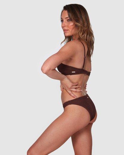 2 Summer High Tropic Bikini Bottoms Brown 6508572 Billabong