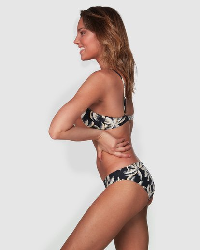 2 Lost Palms Lowrider Bikini Bottoms Black 6508575 Billabong