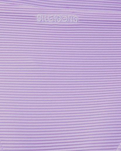 7 Tanlines Bustier Bikini Top Purple 6508577 Billabong