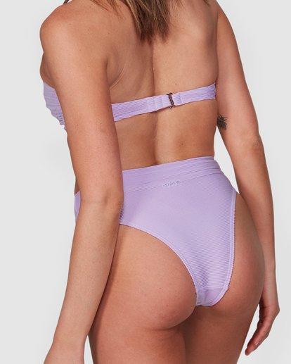5 Tanlines Maui Rider Bikini Bottoms Purple 6508581 Billabong