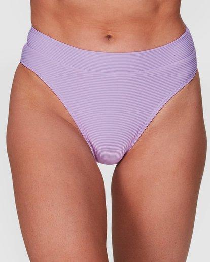 3 Tanlines Maui Rider Bikini Bottoms Purple 6508581 Billabong
