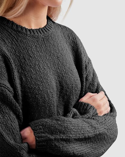 4 Venice Sweater Black 6508791 Billabong