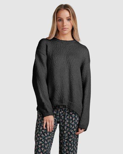 1 Venice Sweater Black 6508791 Billabong