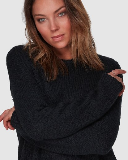 4 Venice Sweater Black 6508791 Billabong