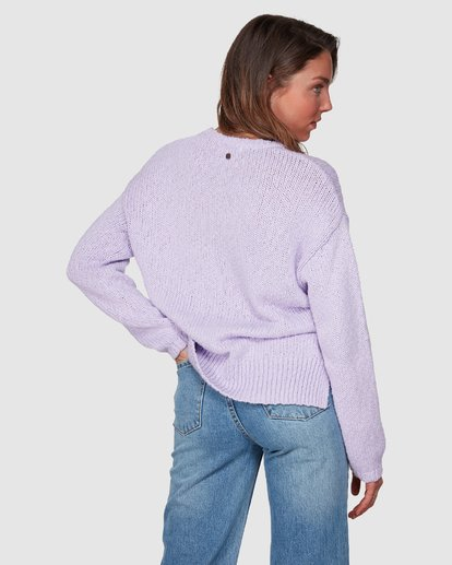 3 Venice Sweater Purple 6508791 Billabong