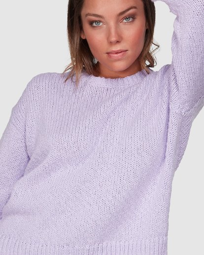 4 Venice Sweater Purple 6508791 Billabong