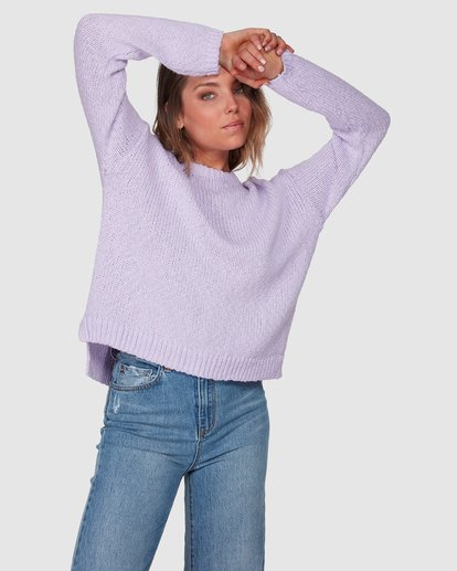 1 Venice Sweater Purple 6508791 Billabong
