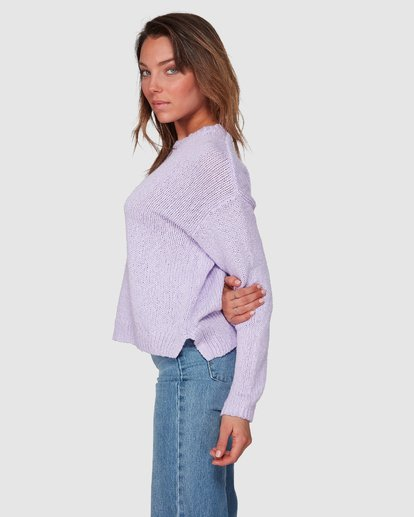 2 Venice Sweater Purple 6508791 Billabong