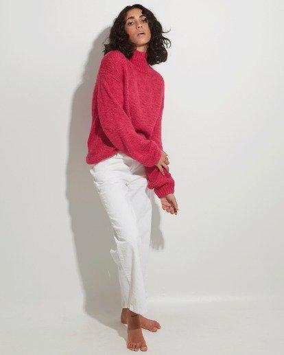 4 Chella Sweater Red 6508793 Billabong