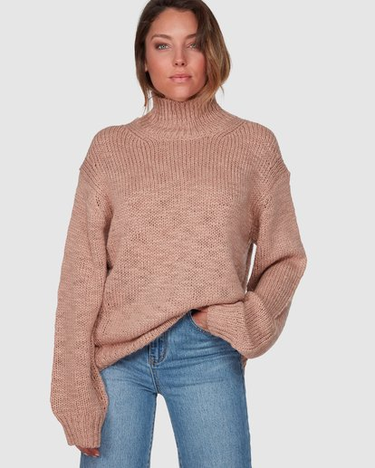 0 Chella Sweater Pink 6508793 Billabong