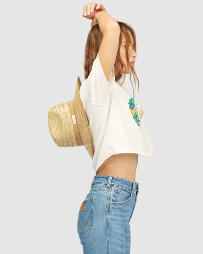 1 Wrangler Made It T-Shirt White 6513018 Billabong