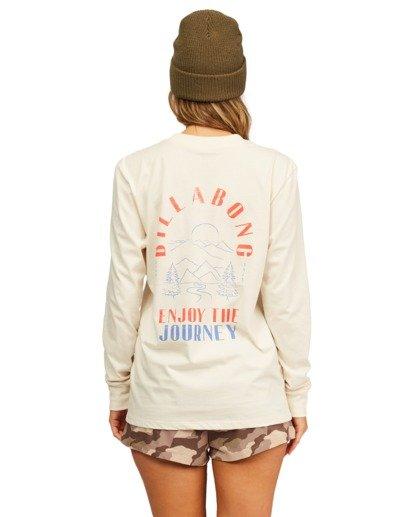 2 A/Div Long Sleeve T-Shirt White 6513072 Billabong