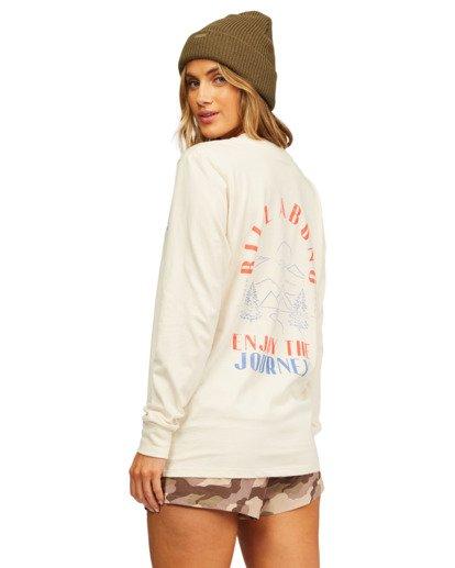 1 A/Div Long Sleeve T-Shirt White 6513072 Billabong