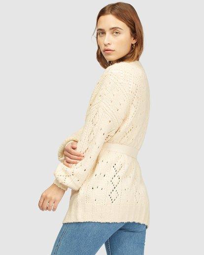 2 Wrangler Wrangled Up Sweater White 6513296 Billabong