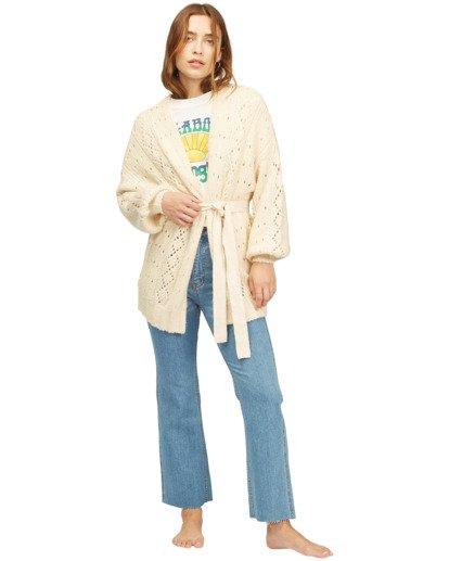 3 Wrangler Wrangled Up Sweater White 6513296 Billabong