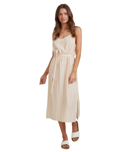 1 Dark Sands Midi Dress Beige 6513461 Billabong