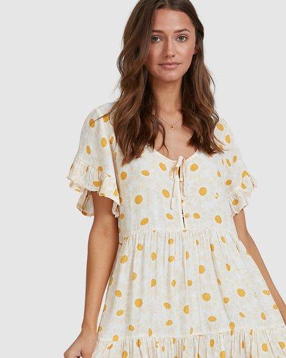 4 Daisy Chain Dress White 6513462 Billabong