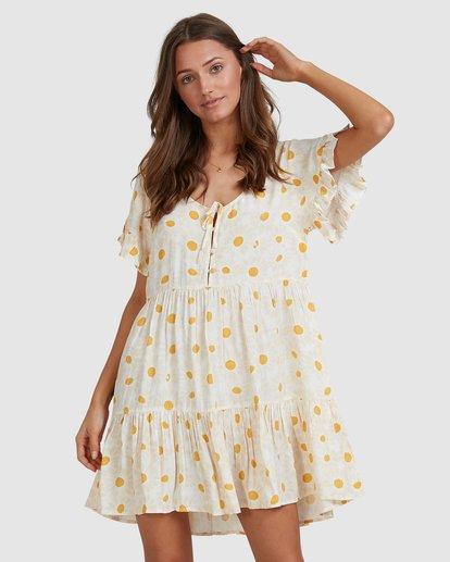 1 Daisy Chain Dress White 6513462 Billabong