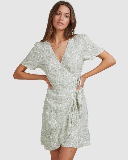 1 Sea Bloom Dress Green 6513464 Billabong