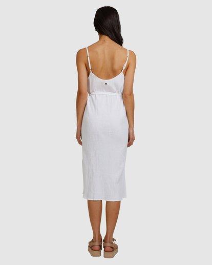 4 Tropic Sands Midi Dress White 6513468 Billabong
