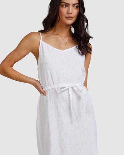 5 Tropic Sands Midi Dress White 6513468 Billabong