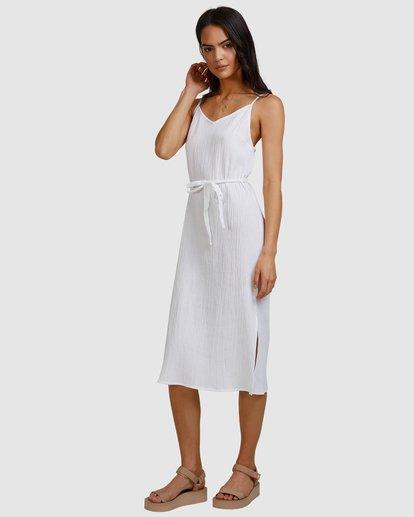 1 Tropic Sands Midi Dress White 6513468 Billabong