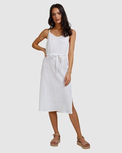 2 Tropic Sands Midi Dress White 6513468 Billabong