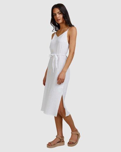 3 Tropic Sands Midi Dress White 6513468 Billabong
