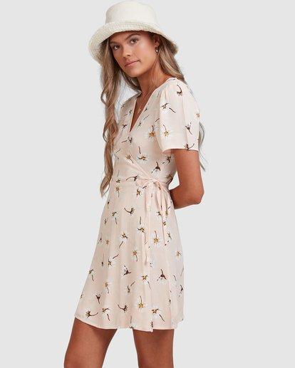 0 Feelin Peachy Dress Pink 6513471 Billabong