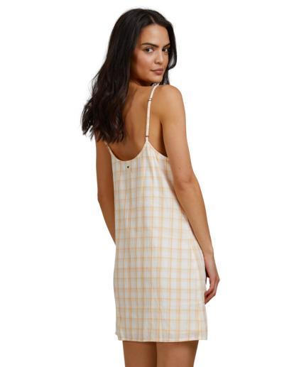3 La Sol Summer Dress Yellow 6513473 Billabong